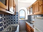 La Praia kitchenette