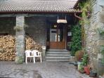 A restaurant in Vidiciatico