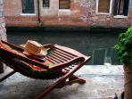 Your own canalside paradise