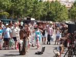 Benalmadena Friday market