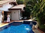 Joy with Orchid villa