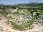 amphitheatre, ancient city of Patara