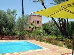 La piscine d'Ayour (la lune)