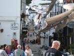 Views from Mijas (daily trips from Benalmadena)