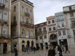 Old Town Sao Martinho do Porto