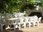 Villas Hope Outdoor Dining
