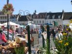 14th July Bastille Day Brocante/Flea Market in Montreuil