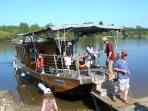 Loire River boat trip