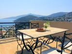 Stunning views over Kalkan harbour and Bay