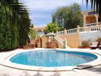 Villa Alegria Pool