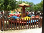 Other fun rides for Kids at the Camal Park