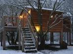 Cosy winter breaks