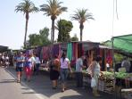 Market Day Huercal Overa