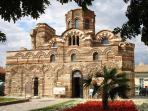 A church in old Nessebar