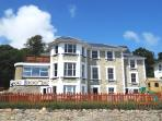 Shanklin Villa Luxury Holiday Apartments - External Look of Building