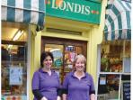 Alison and Debbie Londis