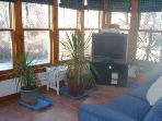 Bonus Room with TV and Sleeper Sofa