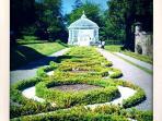 Woodstock Gardens Inistioge (5 miles away)