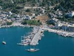 General area photo - Fethiye harbour