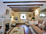 Rosemary Cottage Sitting Room