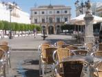 Plaza de Espana, Medina Sidonia