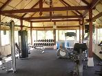 Gym at the Residence