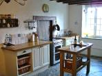 Farmhouse kitchen with all mod cons