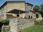 Casa Tersalle - traditional Umbrian farmhouse