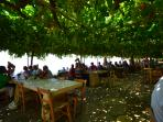 The 'last castle ' in the akamas nature reserve exellent bbq food and veiws to die for