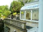 The Royal Crescent's beautiful Conservatory