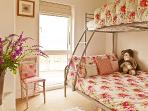 Bunk bedded room ( standard double ith single above) at Howells Mere 27
