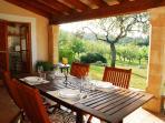 terrace table