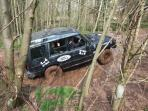 Land Rover 4x4 Driving Experience