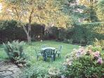 Lovely quiet garden for relaxation whilst the children play. Garden furniture provided.