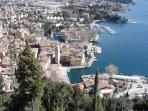 Riva from high