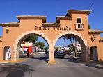 Entrance to Quesada - 15 minutes walk