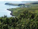 Waternish coastline