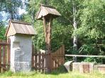 Entrance to Kamenný potok