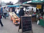 Brécey Market