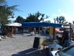 The Market Pierrerue Saturday Morning
