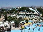 The fun filled Aphrodite Water Park, great way to spend a day