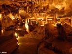 The wonderful grottos at Betharram