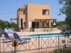 Villa Helios with private gated pool