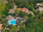 our property from above