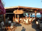 Garden of Eden Fish Restaurant by the Beach