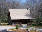 Mountain Brook Log Cabin a perfect cabin in the woods, close to the Parkway