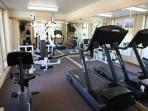 Mammoth Lodging | Sunstone Lodge | Fitness Center