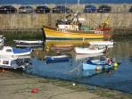Beautiful old fishing villages to explore with the best cream teas