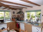 Kitchen cooking corner