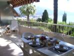 French Riviera 2 bed Apt with pool.